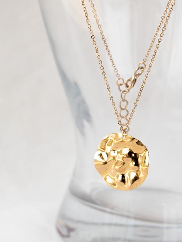 Heartland Wanderer Handmade Jewelry Taen Necklace