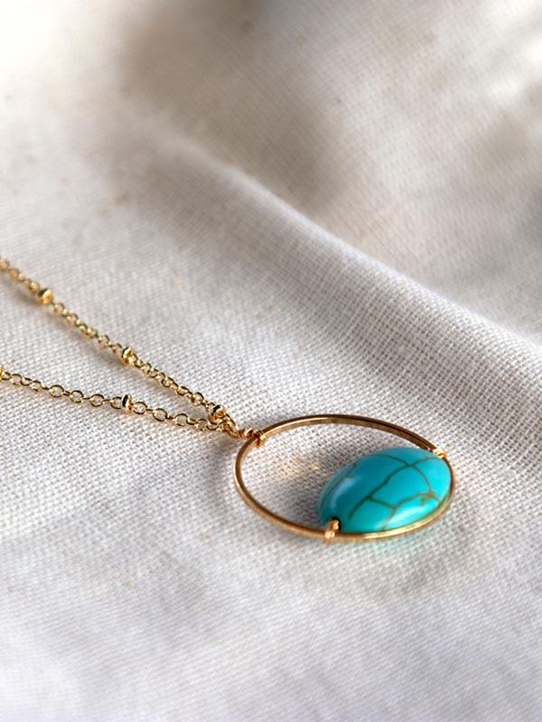Heartland Wanderer Handmade Jewelry Yao Noi Necklace