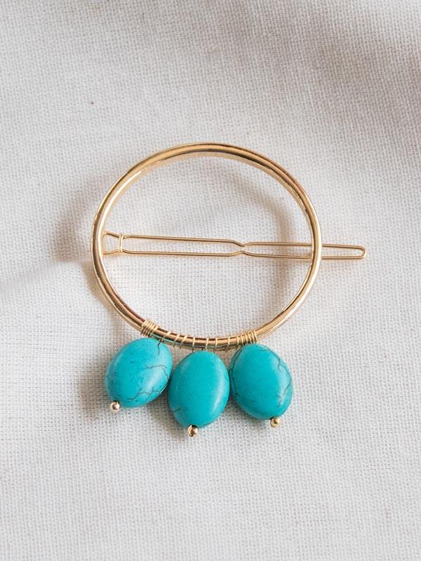 Heartland Wanderer Handmade Jewelry Yao Yai Hair Clip