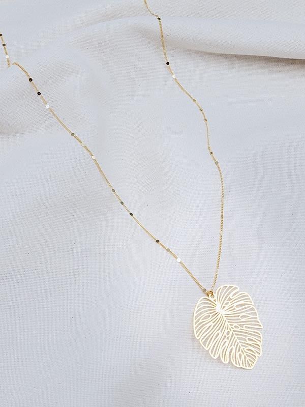 Heartland Wanderer Handmade Jewelry Bai Pu Necklace
