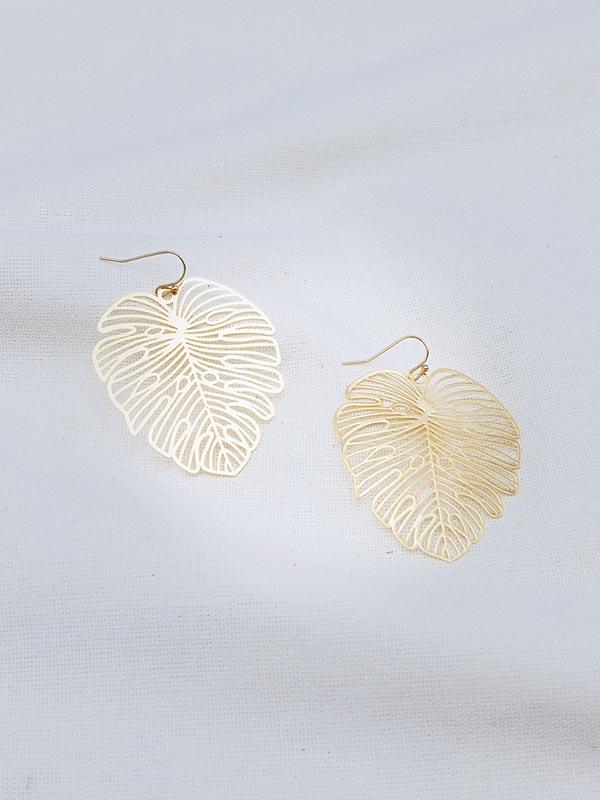 Heartland Wanderer Handmade Jewelry Bai Pu Earrings