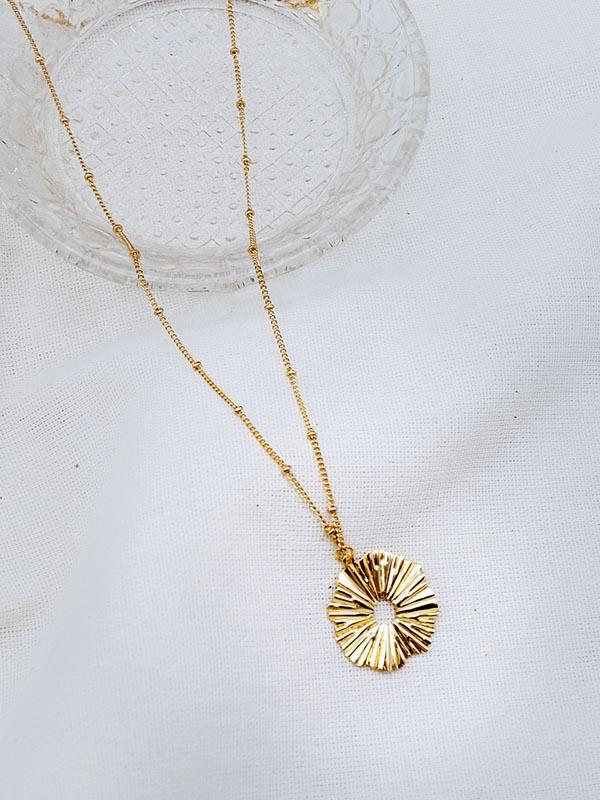 Heartland Wanderer Handmade Jewelry Bai Bua Necklace