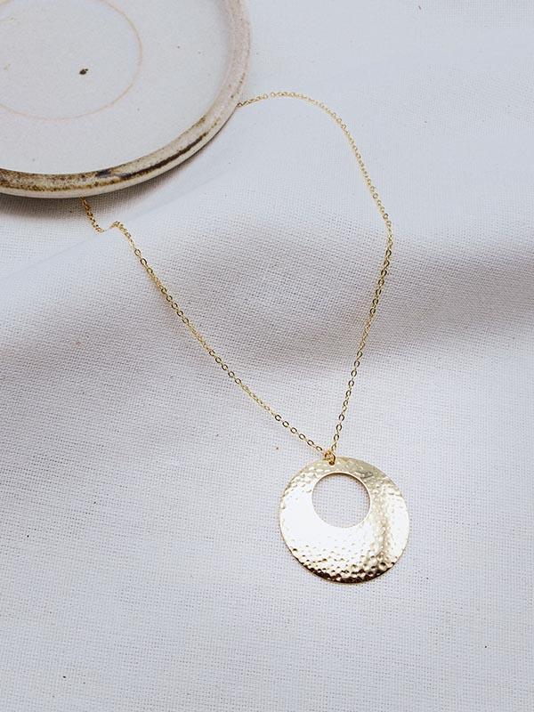 Heartland Wanderer Handmade Jewelry Ban Bu Ri Necklace