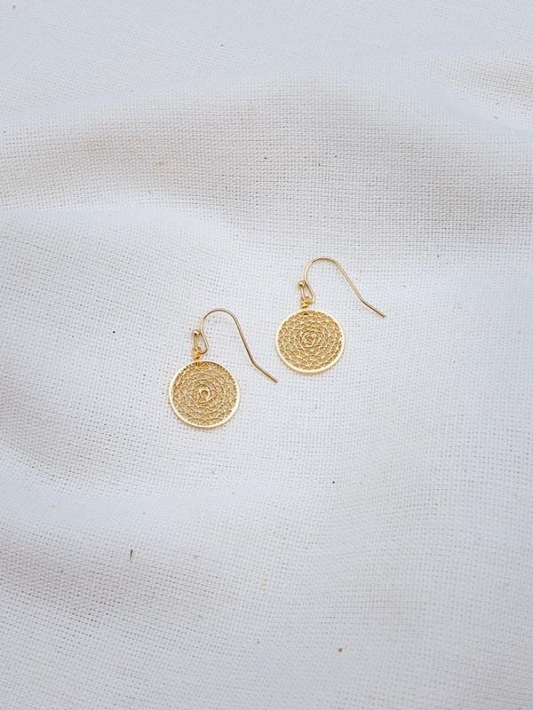 Heartland Wanderer Handmade Jewelry Dao Ruang Earrings