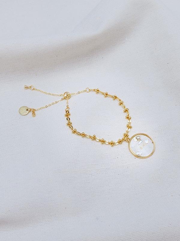 Heartland Wanderer Handmade Jewelry Ban Chao Bracelet