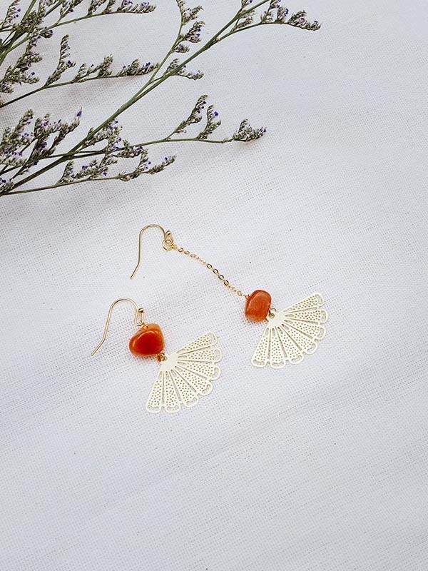 Heartland Wanderer Handmade Jewelry Bua Sai Hair Clip