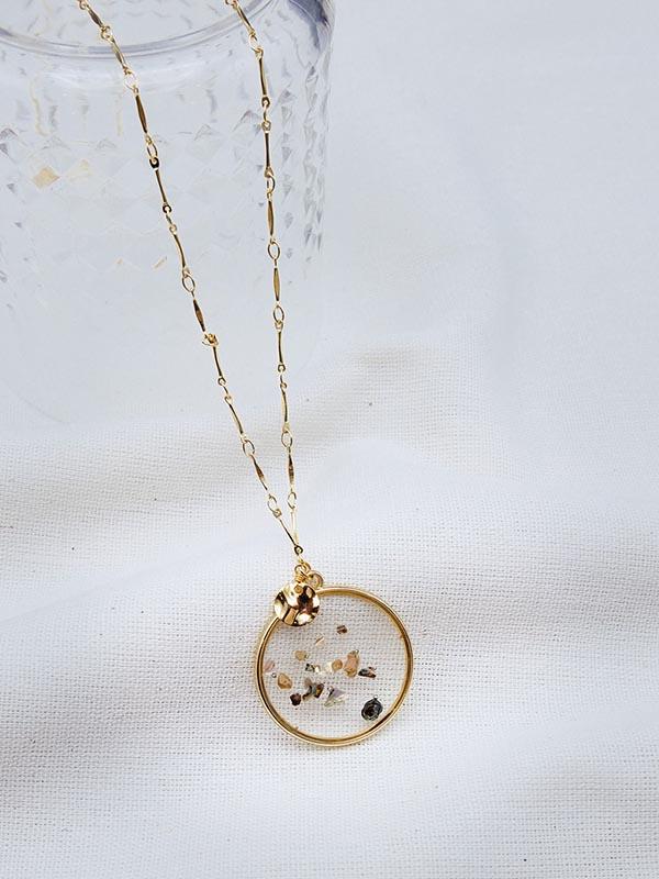 Heartland Wanderer Handmade Jewelry Ban Yen Necklace