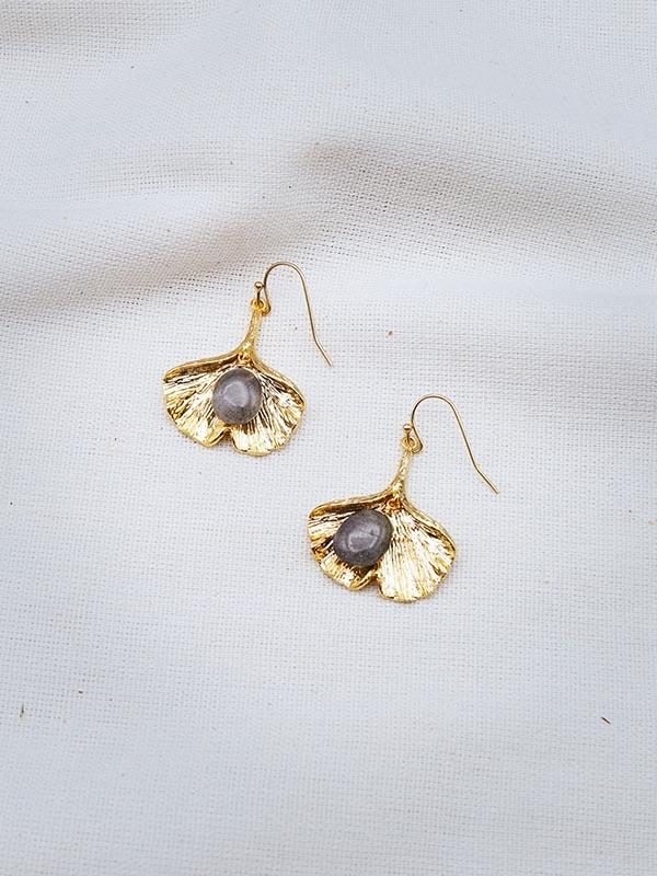 Heartland Wanderer Handmade Jewelry Cha Ba Earrings