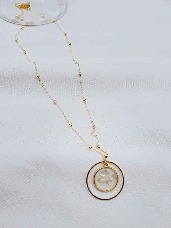 Heartland Wanderer Handmade Jewelry Ban Chao Necklace
