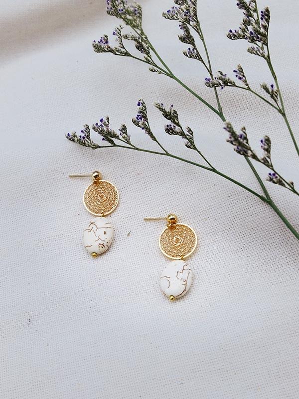Heartland Wanderer Handmade Jewelry Jum Pa Earrings