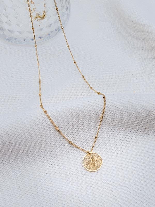 Heartland Wanderer Handmade Jewelry Dao Ruang Necklace