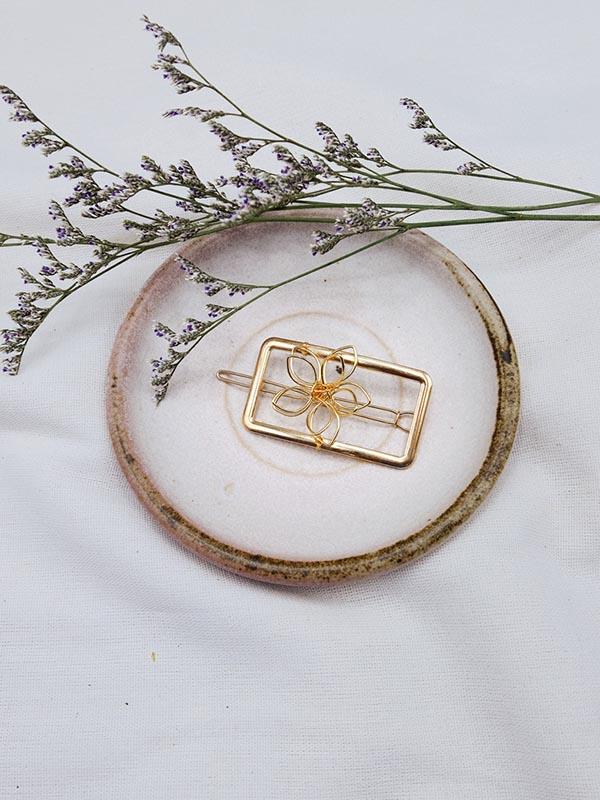 Heartland Wanderer Handmade Jewelry Ma Li Hair Clip