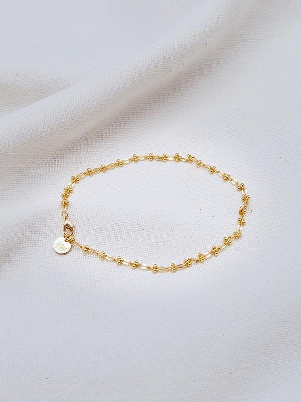 Heartland Wanderer Handmade Jewelry Pha Kra Ankle Chain