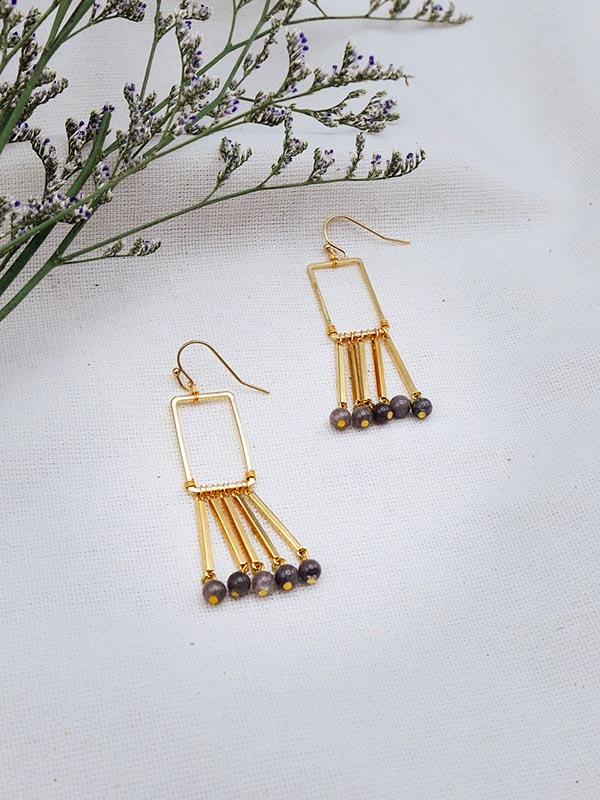 Heartland Wanderer Handmade Jewelry Pree Earrings