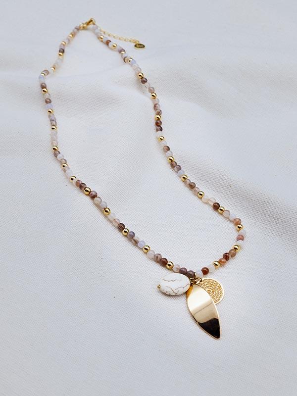 Heartland Wanderer Handmade Jewelry Jum Pa Necklace