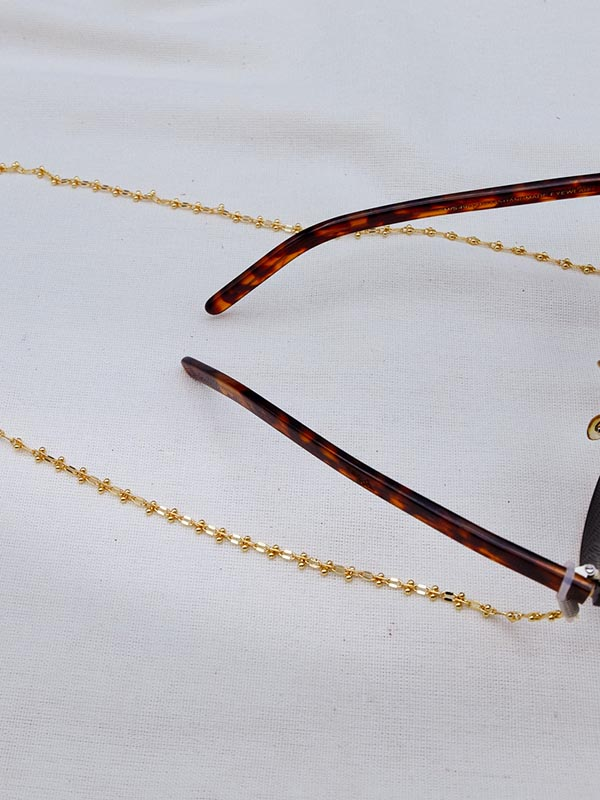 Heartland Wanderer Handmade Jewelry Pha Kra Glasses Chain