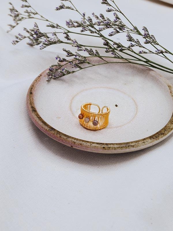 Heartland Wanderer Handmade Jewelry Pree Ring