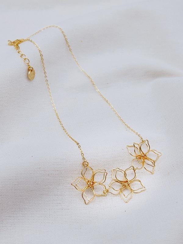 Heartland Wanderer Handmade Jewelry Ma Li Necklace