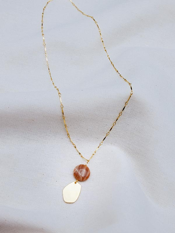Heartland Wanderer Handmade Jewelry Lum Duan Necklace