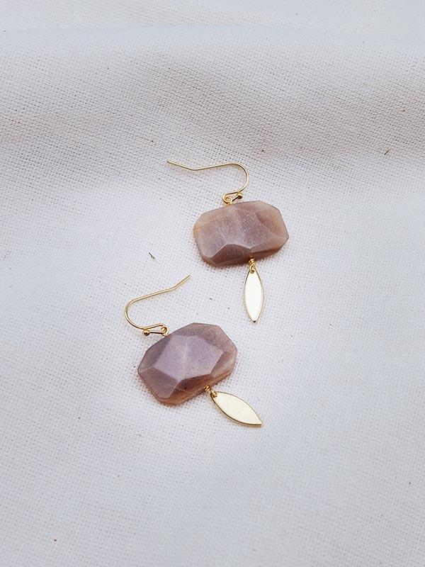 Heartland Wanderer Handmade Jewelry Pi Kul Earrings