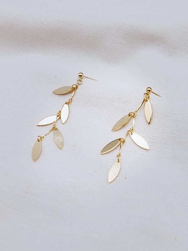 Heartland Wanderer Handmade Jewelry Song Peeb Earrings