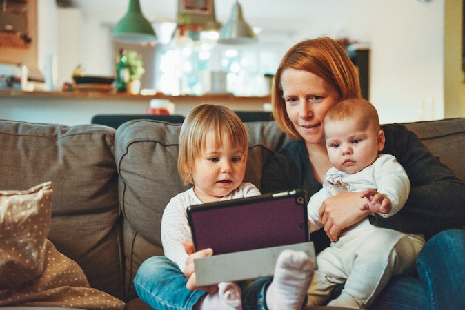 Balancing parenthood and a startup