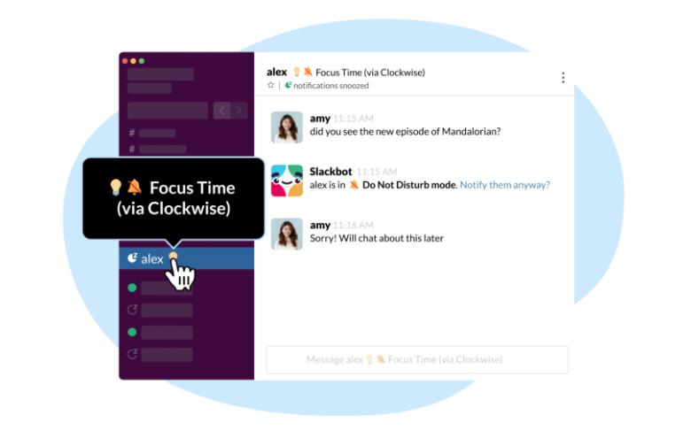 Best apps for Slack: Clockwise