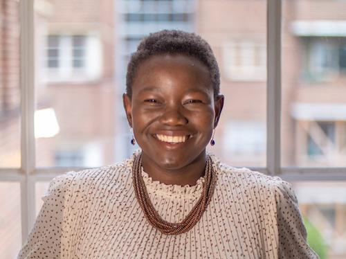 User Spotlight: Ethel Tambudzai