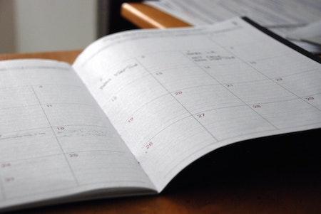 Block schedule your meetings