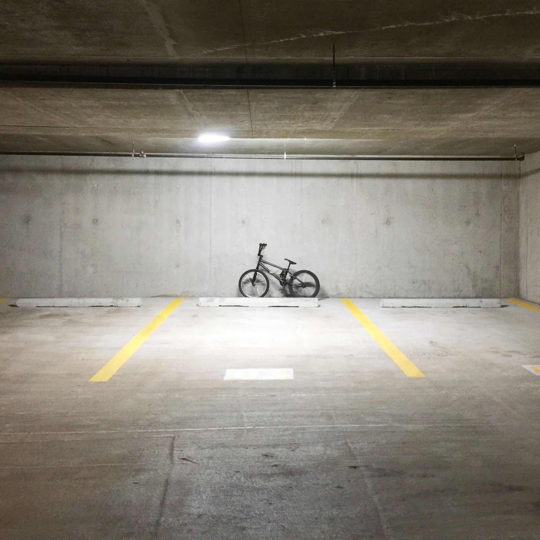 Baan - foto parking citibee
