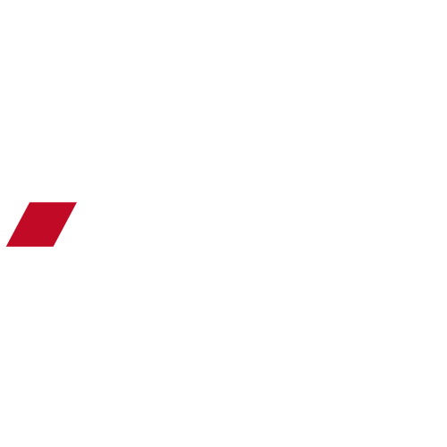 Audi Sport logo in weiß