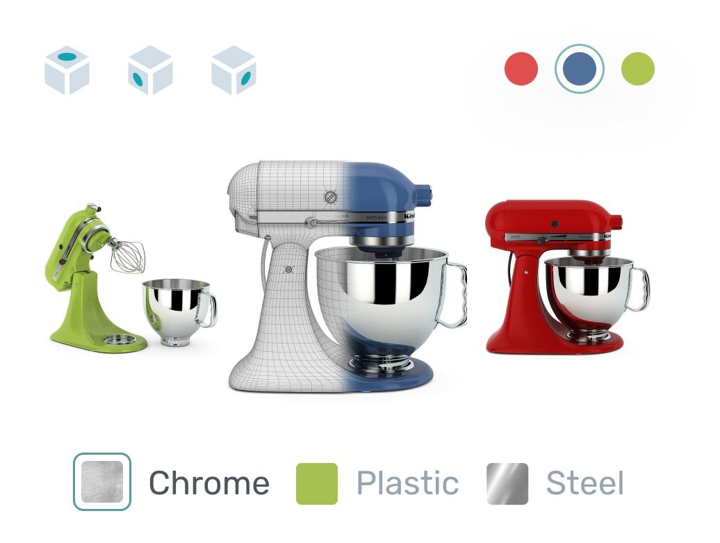 3D variants image