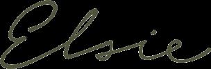 elsie home logo
