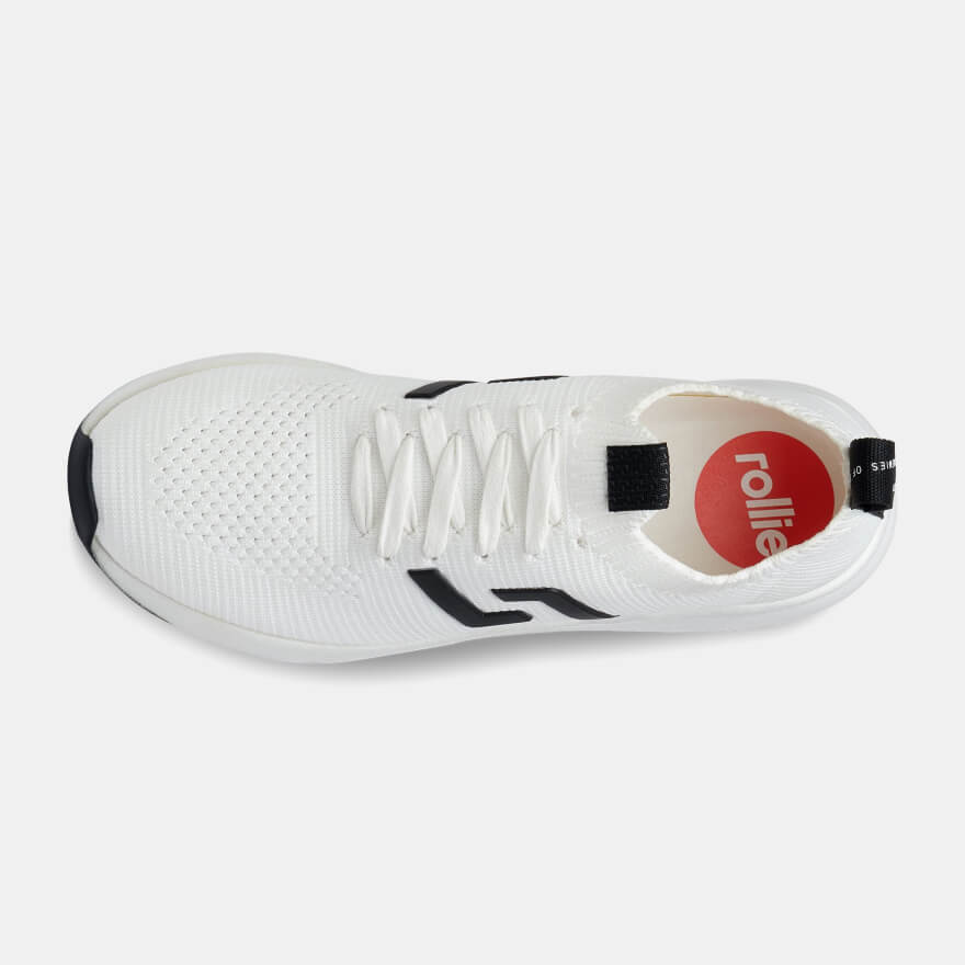 White sneakers image 5