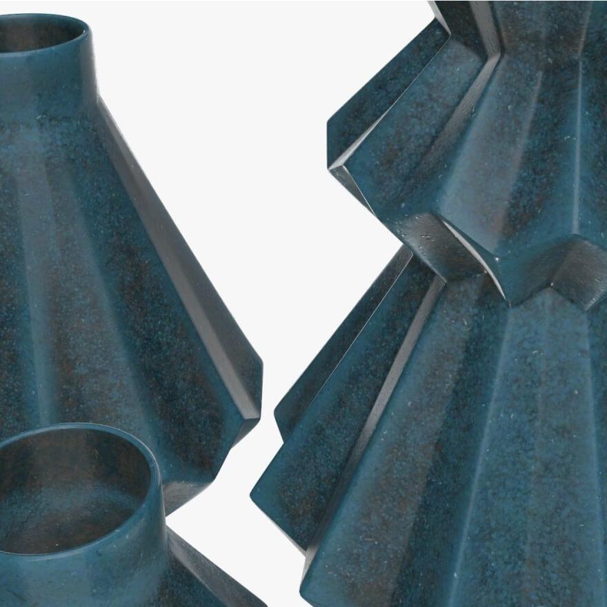Vases stone image 3
