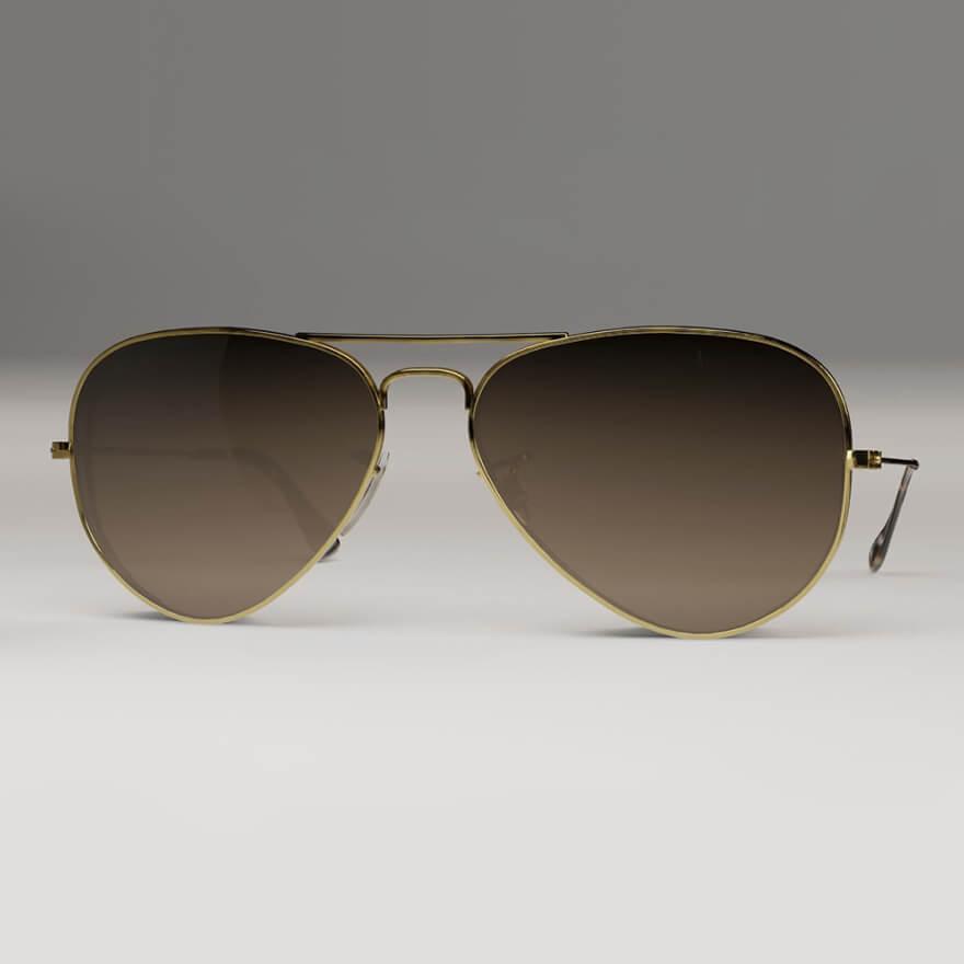 Aviator sunglasses image 3