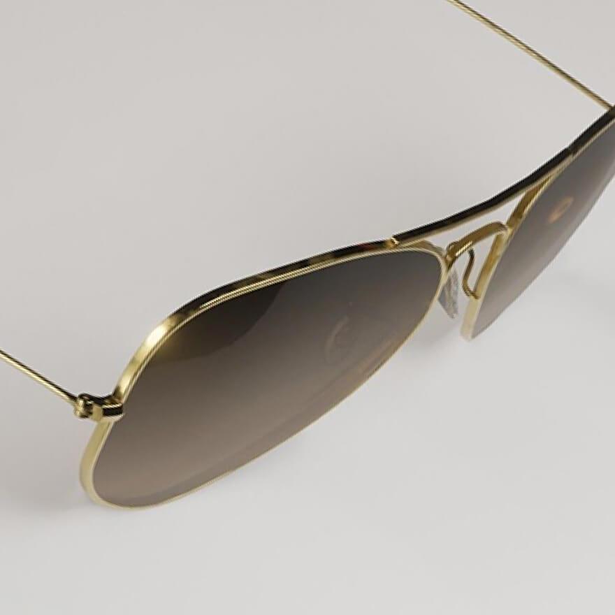 Aviator sunglasses image 2