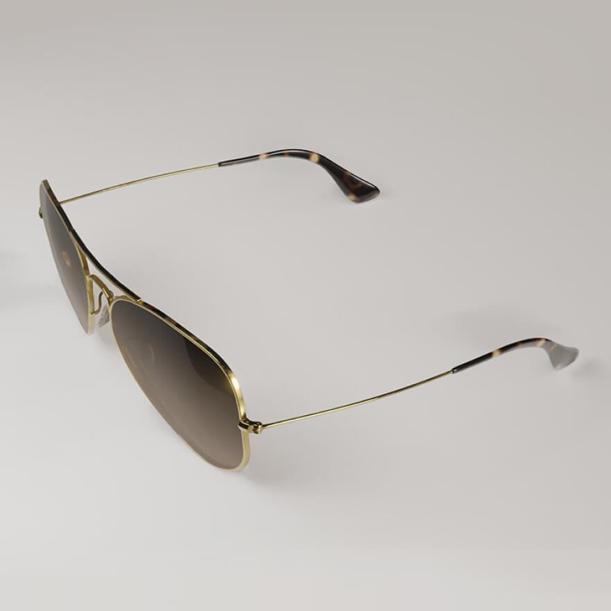 Aviator sunglasses image 4