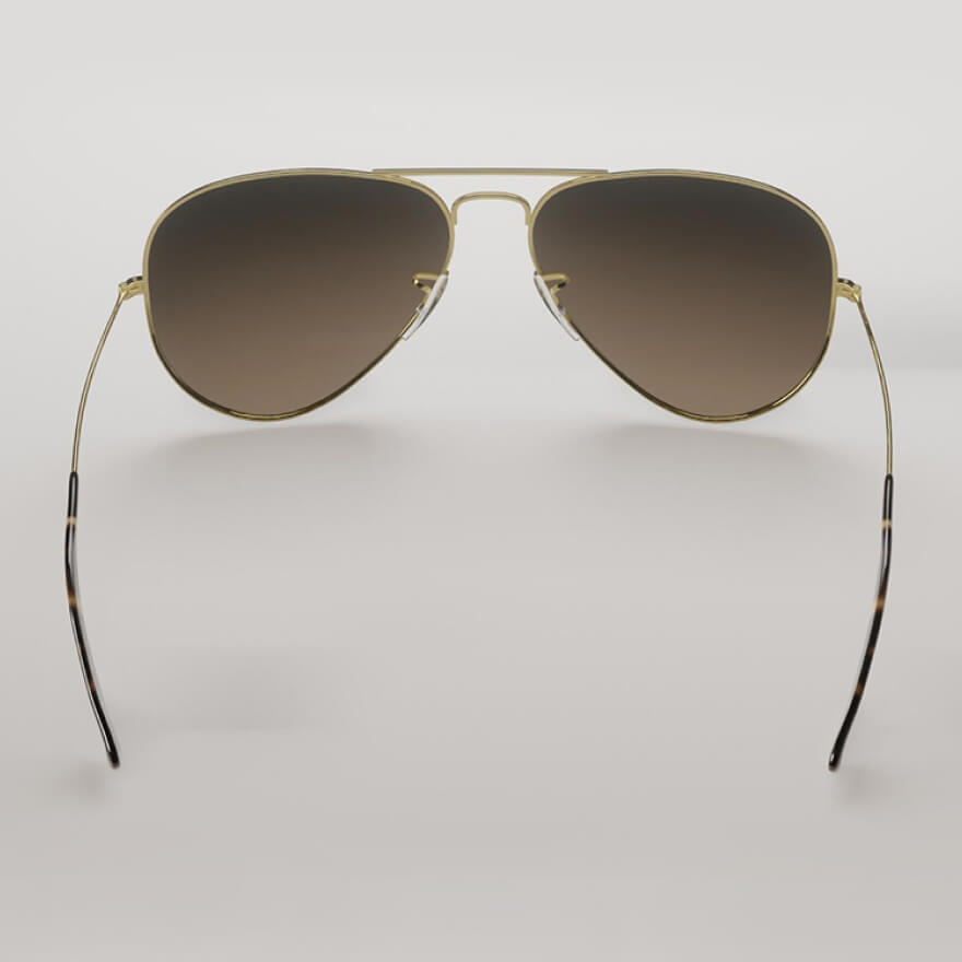 Aviator sunglasses image 1