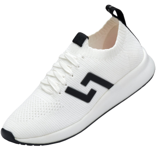 White sneakers image