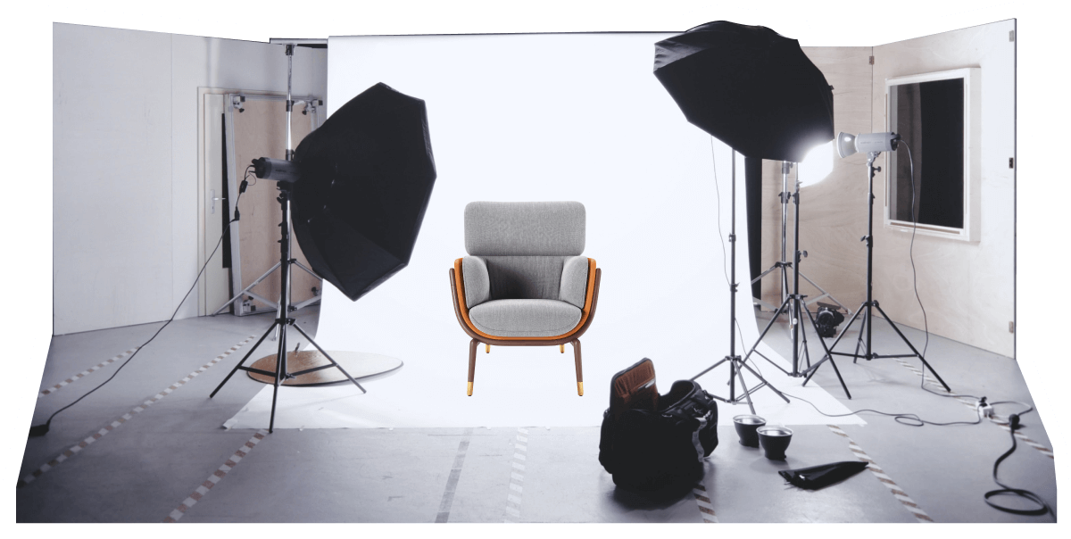 Traditional photography - Studio rental and location hire
