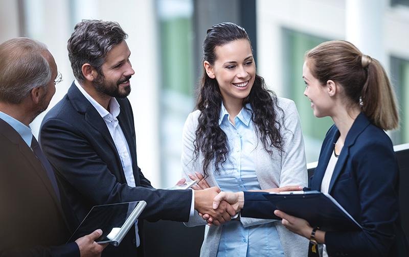 Trainings und Coachings für professionelles Auftreten