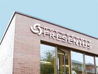 Hörfunk-Interview für Hochschule Fresenius