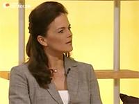 Ulrike Kiesewetter bei CenterTV
