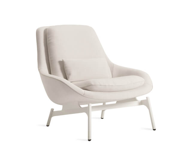 Field Lounge Chair Side View