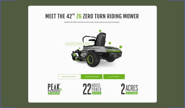 3D Mower Image