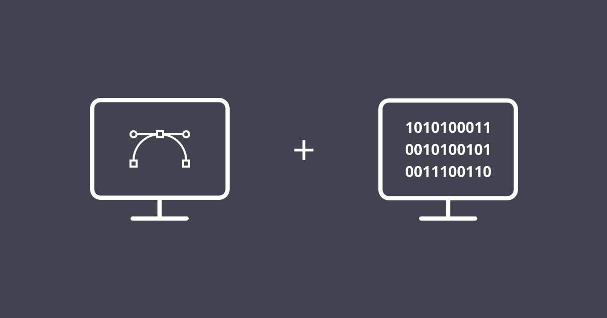 Warum ich als UI/UX Designer auch Programmieren gelernt habe