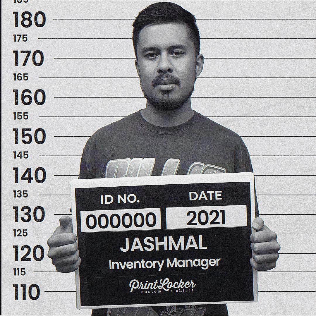 Jashmal- Inventory Manager