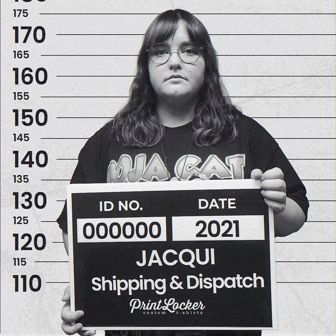 Jacqui Shipping & Dispatch