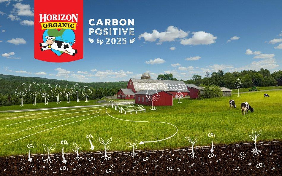 Horizon Organic Carbon Positive